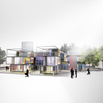 TwoTimesTwentyFeet_Container_Food_court_snack_bar_Cairo_container_design_architecture_cargotecture_2x20ft_gastronomy_hospitality
