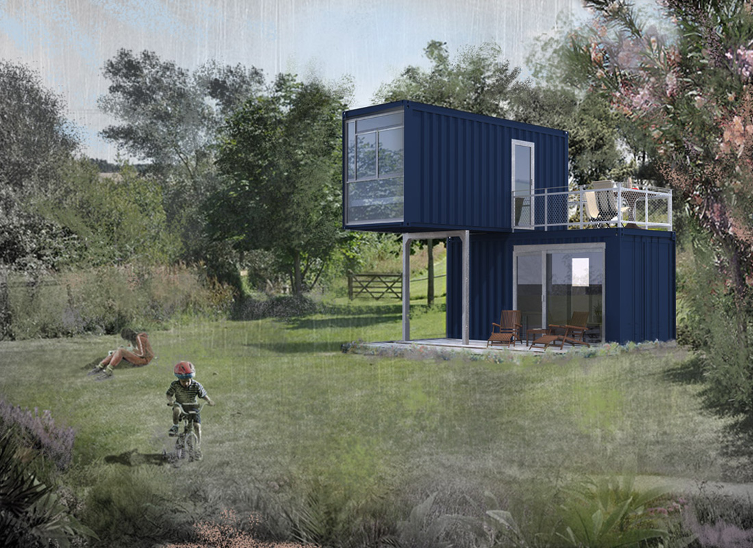 Container Haus Berlin produkt minimal houses 2x20ft 2x20ft experts in container