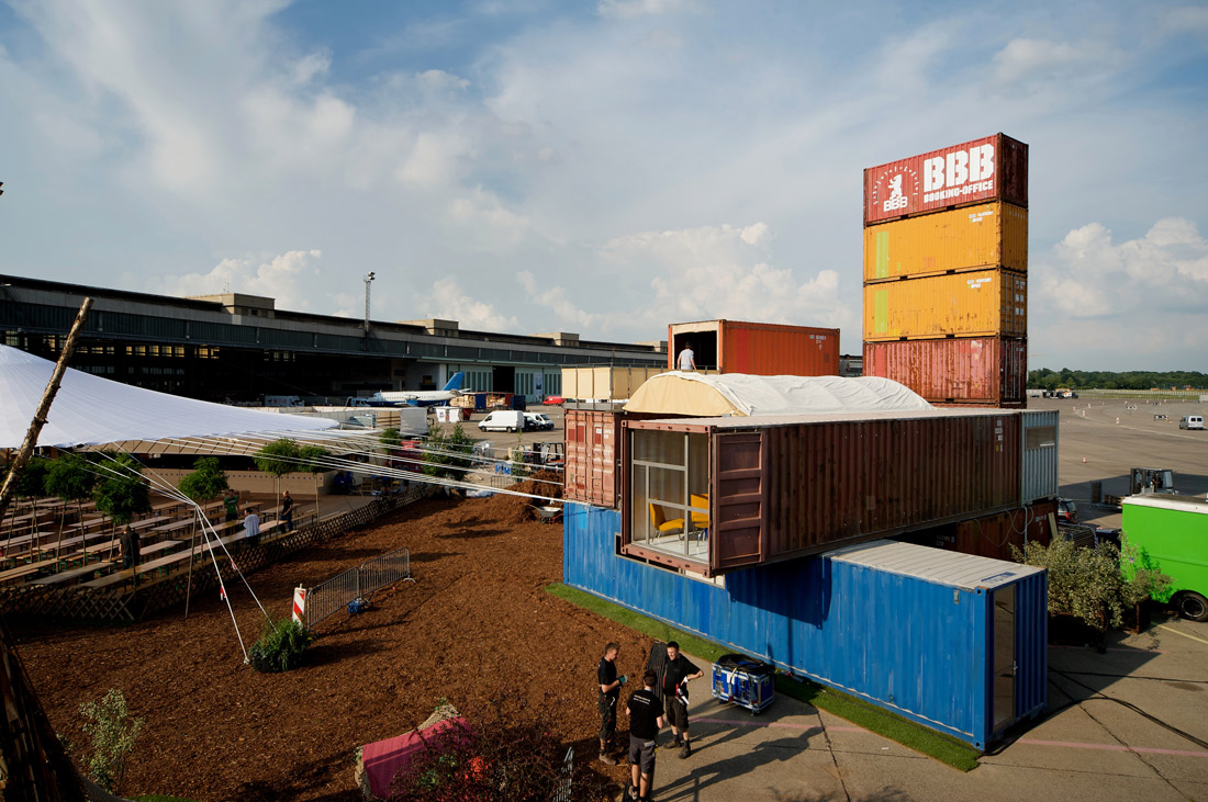 Remarkable Container Umbau Gallery Of 02_artdepartment_bookingoffice_gross