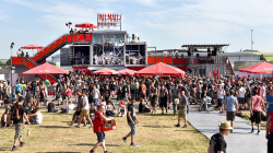PALL MALL HOSTEL : ROCK AM RING 2014 (Nürburgring), 2015/2016 (Mendig)