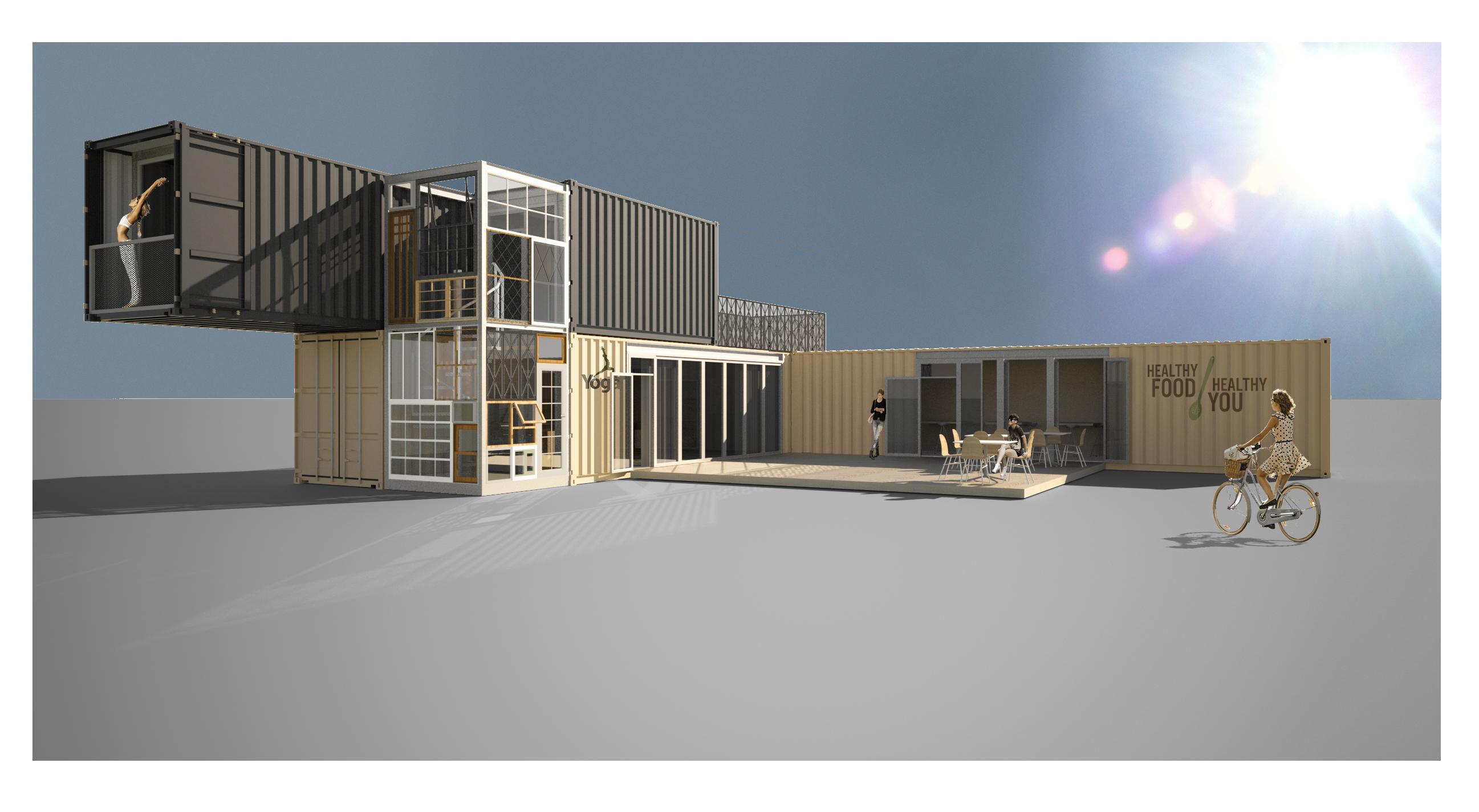 produkt archive 2x20ft die spezialisten im bereich der container architektur. Black Bedroom Furniture Sets. Home Design Ideas