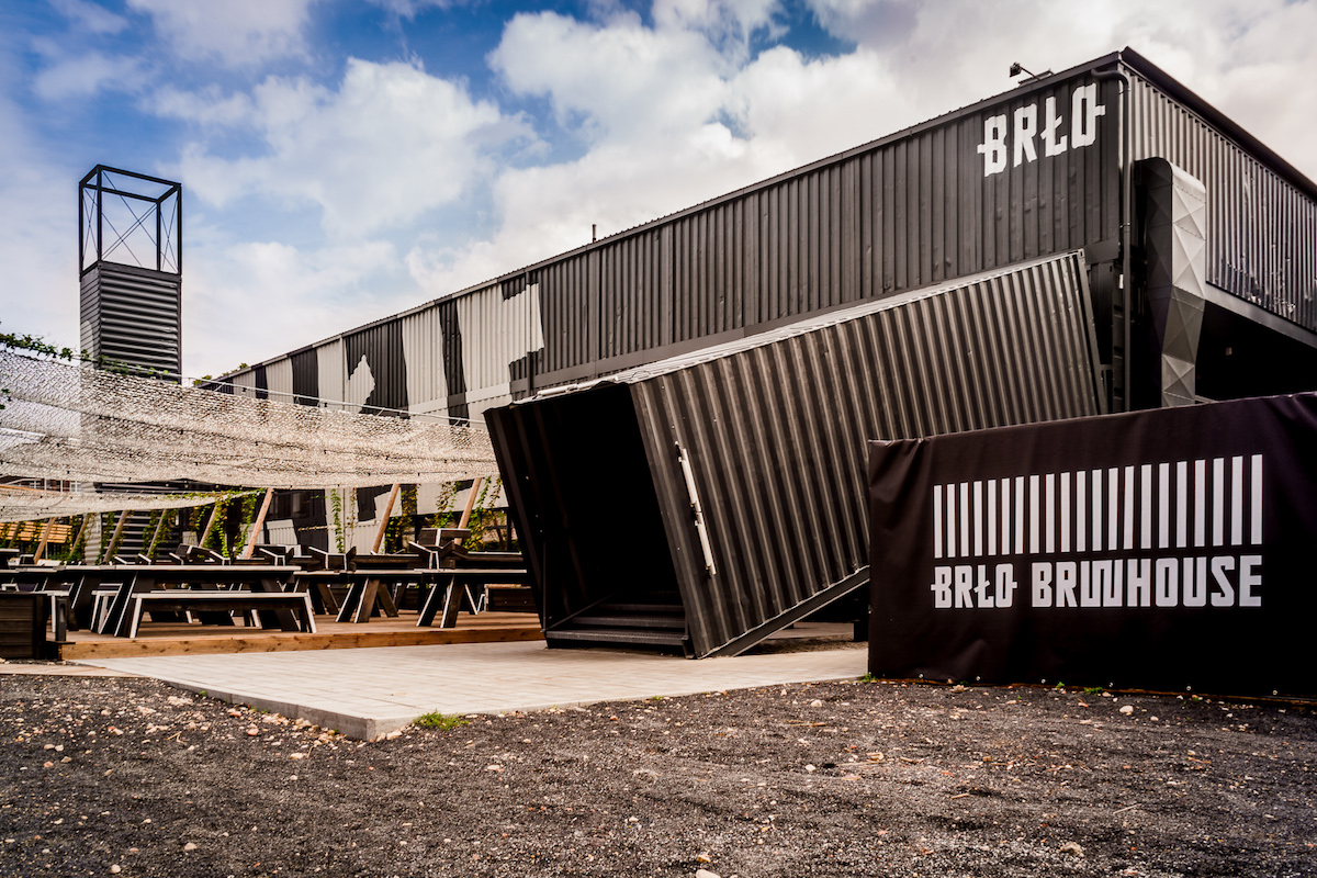 Brlo Brewhouse Berlin Summer 2016 2x20ft Experts In Container